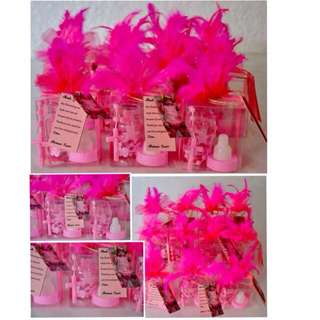 Baptismal Give Aways and Souvenirs