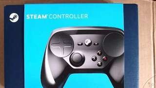 Steam game controller