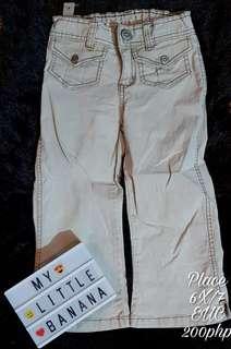 Place pants size 6x7)