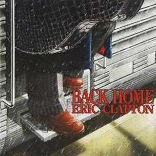 arthcd ERIC CLAPTON Back Home CD