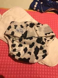 Happy Heinys cloth diaper