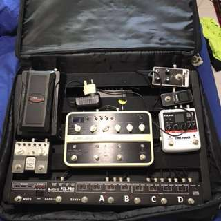 Pedaltrain PT-3 with soft bag