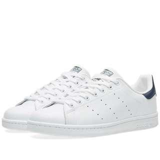 Adidas Stan Smith (RUNNING WHITE & NEW NAVY)