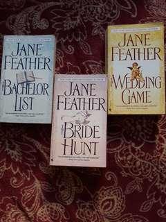 Jane Feathers
