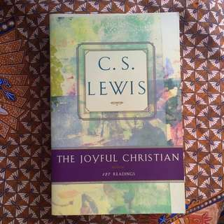 The Joyful Christian By CS Lewis
