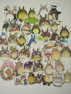 Totoro sticker pack