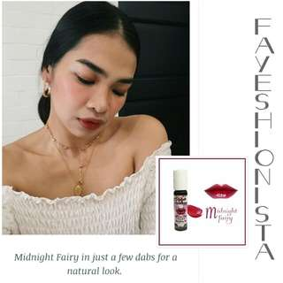 Fayeshionista Cheek and Lip Tint in Midnight Fairy