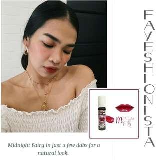 Fayeshionista Cheek and Lip Tint in Midnight Fairy