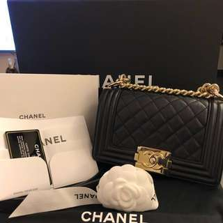 Hot Item💓Chanel Boy Mini Flap Bag