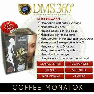 Coffee Monatox by DMS 360