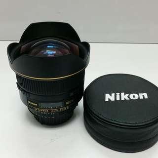 Nikon Af 14mm f2.8 D...Pristine