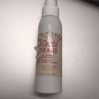 Rimmel Setting Spray