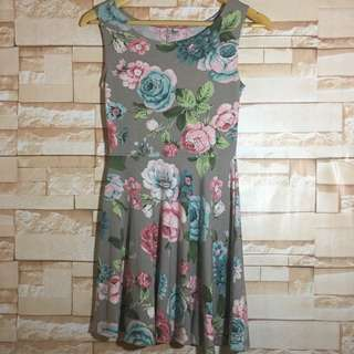 IT GIRL floral dress