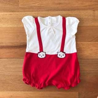 Miki Baby Romper (12-18 months)