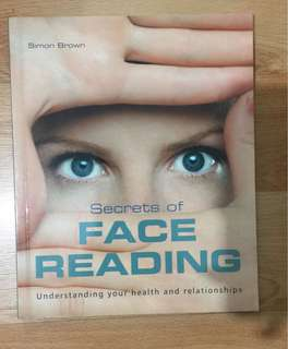Secret of Face Reading by Simon Brown