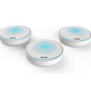 Brand New ASUS Lyra Wi-Fi Mesh Networking System