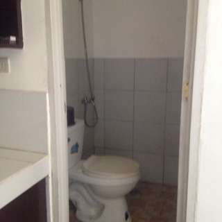 Studio type for re ballesteros st mandaluyong city  gud for 3 person  pm for more details 09759843404