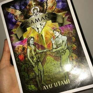 Saman by Ayu Utami