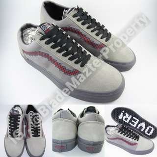 Sepatu Kets Vans Old Skool X Super Nintendo Console Dark Grey Purple Abu Ungu