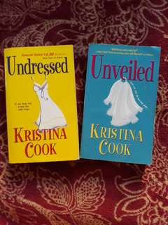 Kristina Cook - Unveiled / Undressed