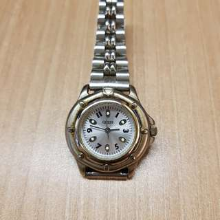 Guess ladies watch 28mm face