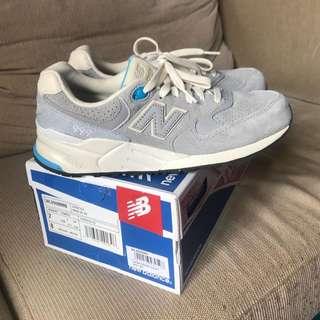 New Balance 999 灰藍色波鞋 size 37.5