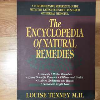 The Encyclopedia of Natural Remedies