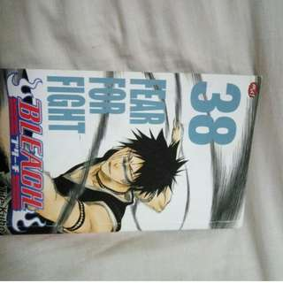 BLEACH VOL 38