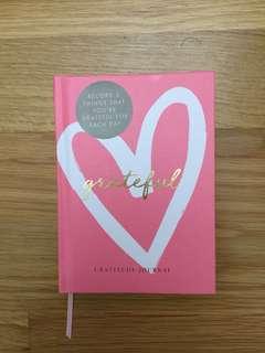 Kikki K Gratitude Journal NoteBook Diary
