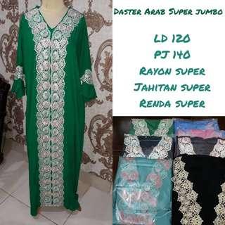 Daster dress exclusive jumbo big size xxxl