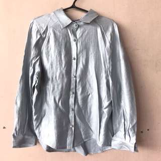 Silver Long Sleeves