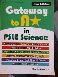 PSLE Science Gateway to A☆