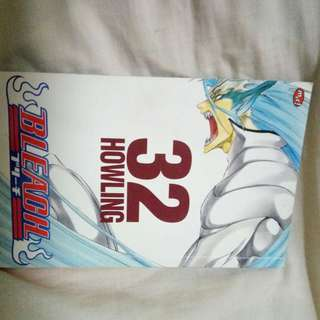 BLEACH VOL 32
