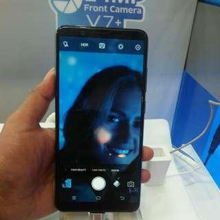 Vivo V7 Plus Promo Cicilan Bunga Rendah 0.99% Tanpa Kartu Kredit