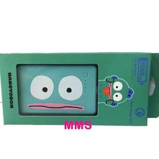 原裝行貨 Sanrio 海怪 水怪 Hangyodon 10000mAh 外置 充電 流動 電池 移動電源 外充