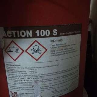 Klenco Chemical.