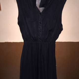 REPRICED: Herbench Black Lacey Dress