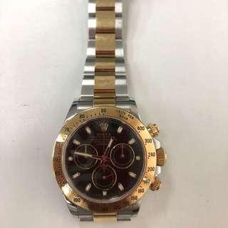 Rolex daytona 116523