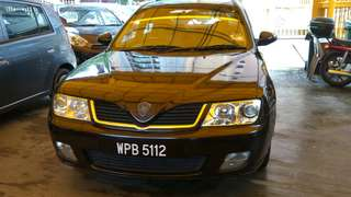 Proton Waja 1.6 (A) High Spec