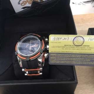 Invicta reserve bolt Zeus limited edition watch