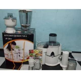 Juicer 7 in1 Classic Made Korea Moegen