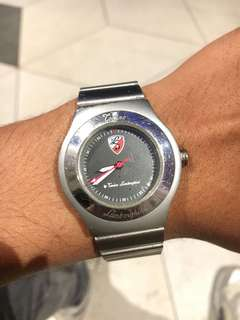 Torino lamborgini watch