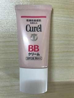 Curel BB for sensitive skin (Lightest shade)