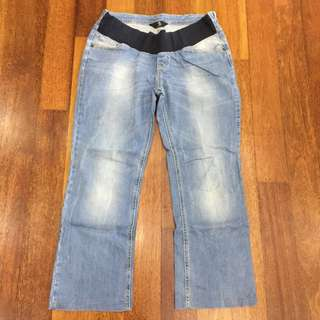 Mothercare maternity denim - size euro 44