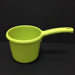 Water spoon green