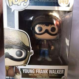 Funko Pop Tomorrowland Young Frank Walker