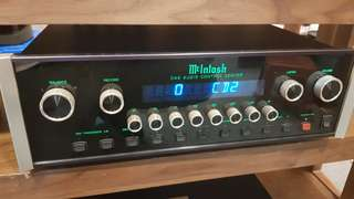 McIntosh c46 preMplifier
