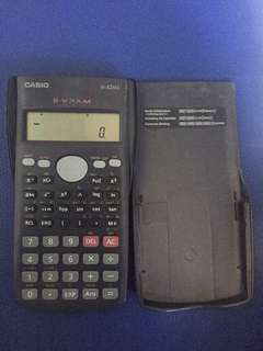 Casio, Kalkulator, Scientific Calculator, Second