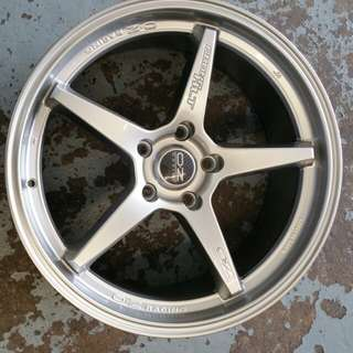 "19"" OZ Racing Chrono HLT 5x120"