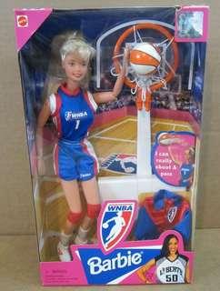 Barbie doll - WNBA